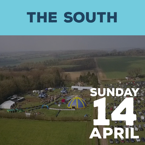 The South - Sun 14th April 2019