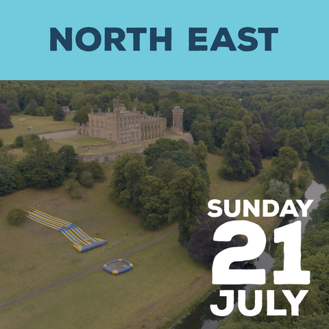 North East - Sun 21st July 2019