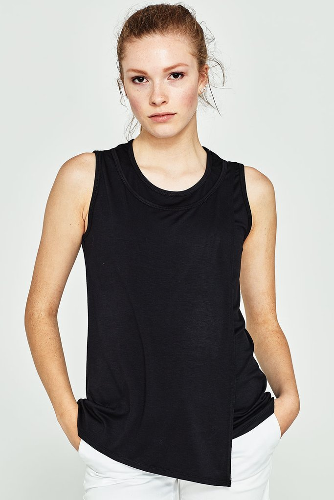 Aeri Top - Black - XS