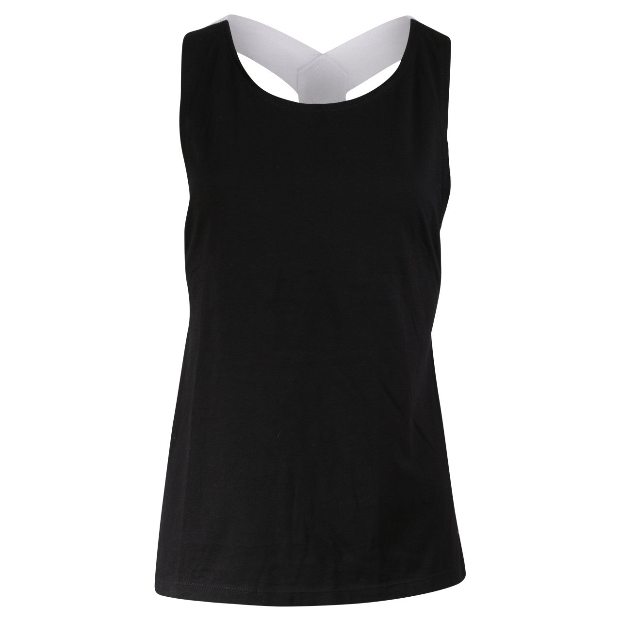 Echo Tank - Black/White