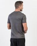 Reign Tech Short Sleeve - Asphalt Heather