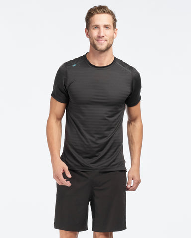 Swift Short Sleeve - Black