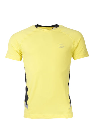 Personal Best Tee – Yellow