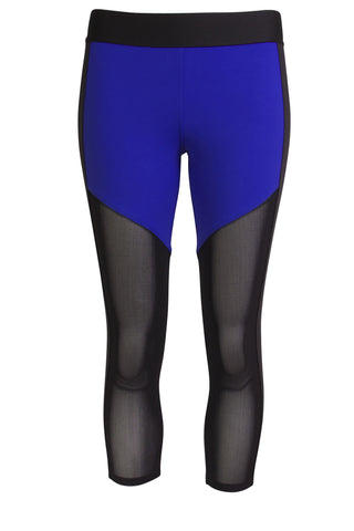 Racing Capri - Cobalt/Black