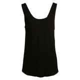Tie Up Tank - Black