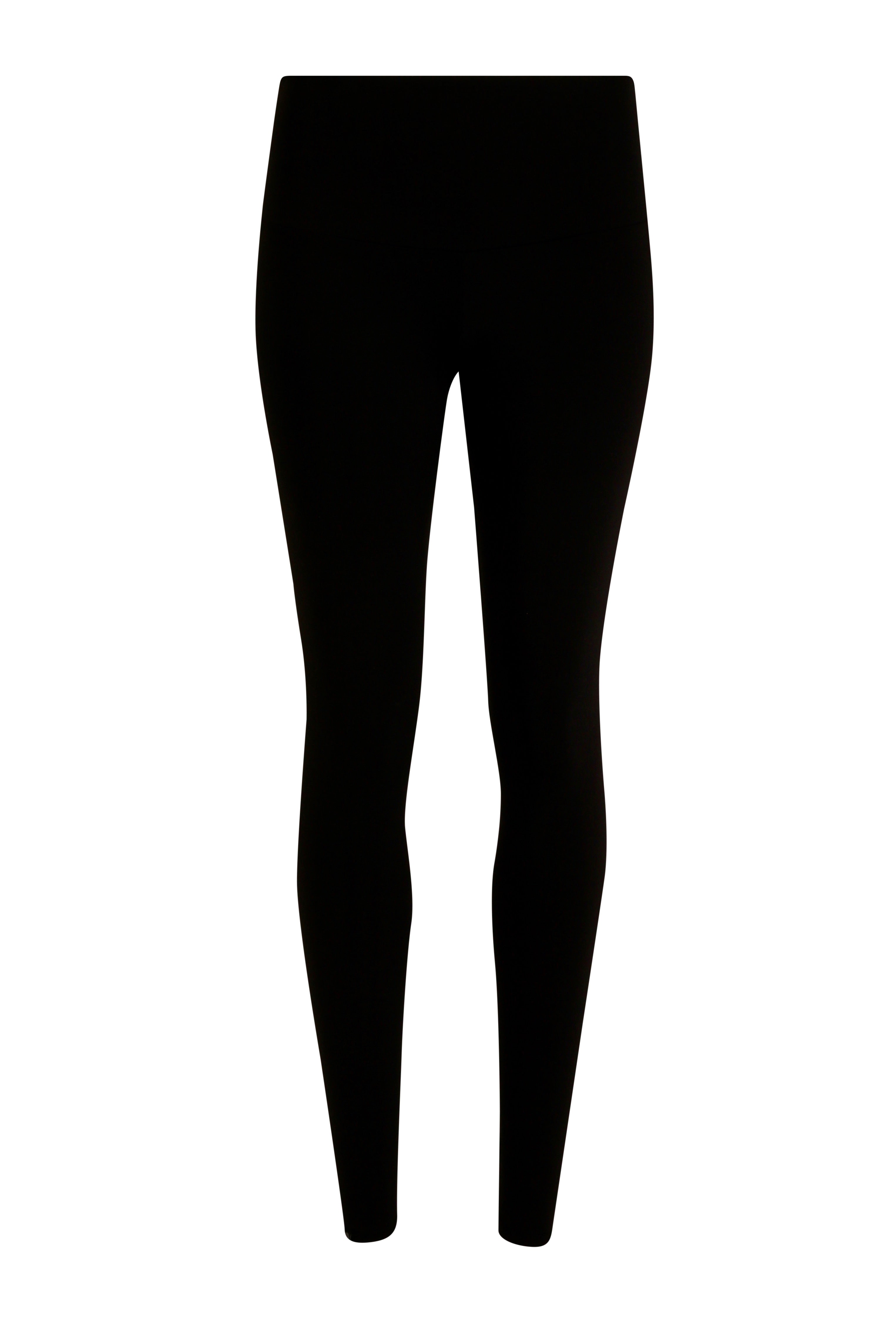High Rise Legging - Black