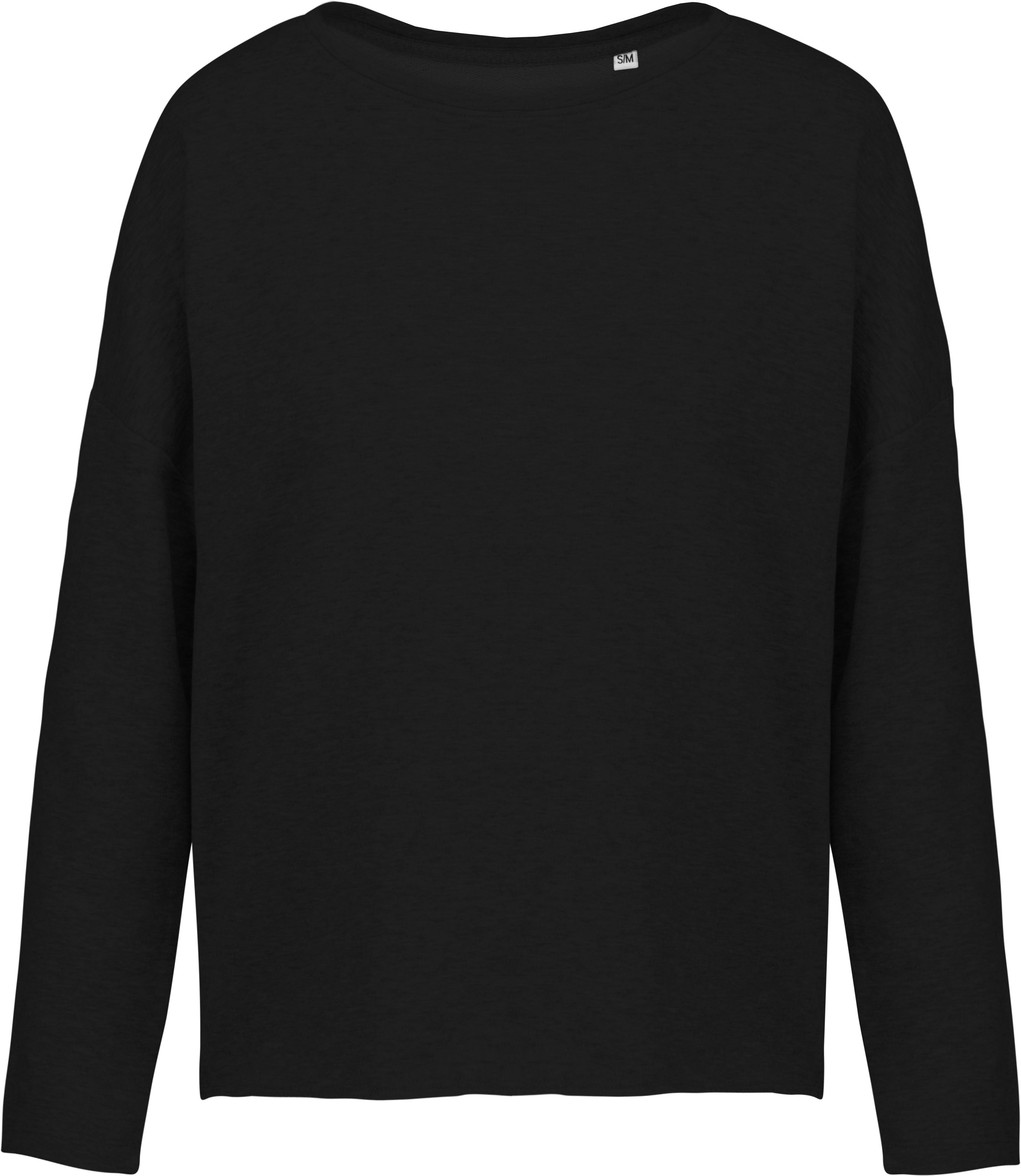 Chillax Sweater - Black