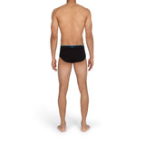 Men's Running Brief - Black