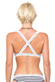 Everyday First Base Bra - Stripes - XS