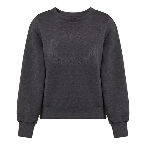 The Fast Lane Sweater - Dark Grey