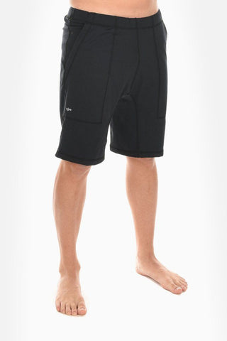 Men's Relax Shorts - Black - S
