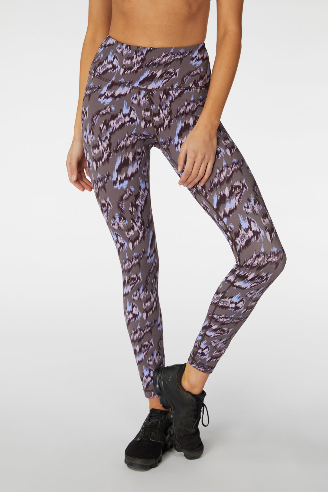 High Energy Legging - Iris