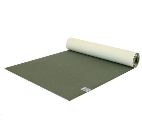 Premium Yoga Mat - Magical Green