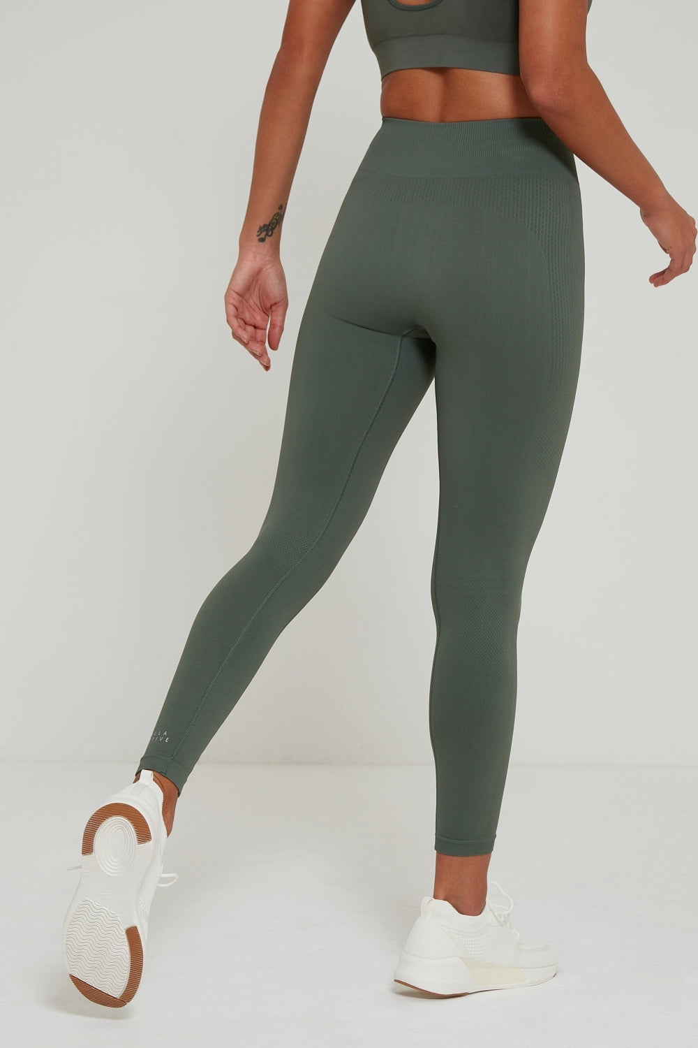 Spirit Seeker Leggings - Olive Green