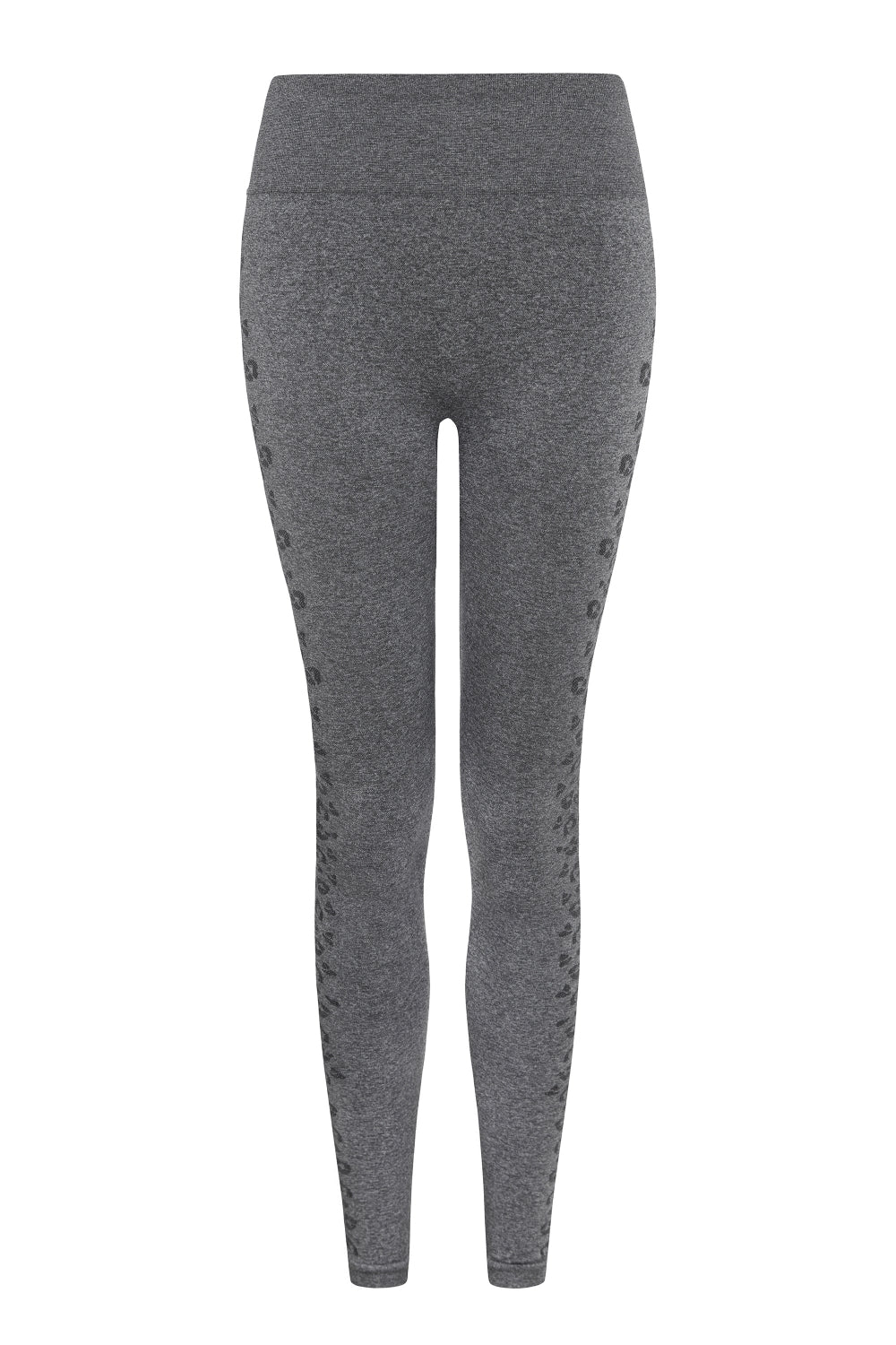 Wild Thing Leggings - Grey Marl
