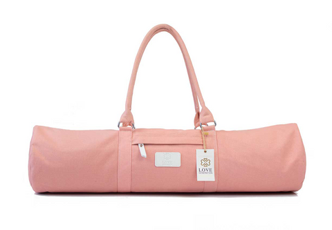 Yoga Bag - Soft Pink