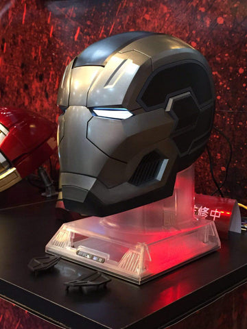 hero audio iron man and star wars speakers at ani-com and games hong kong - 2