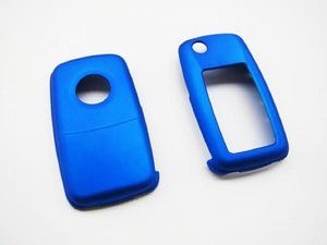 Remote Key Cover (Metallic Blue) For VW MK4 / MK5