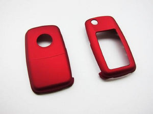Remote Key Cover (Metallic Red) For VW MK4 / MK5