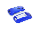 Remote Key Cover (Gloss Metallic Blue) For Porsche Cayenne Remote Flip Key