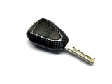 Remote Key Cover (Carbon Fiber) For Porsche Black Head Remote Key