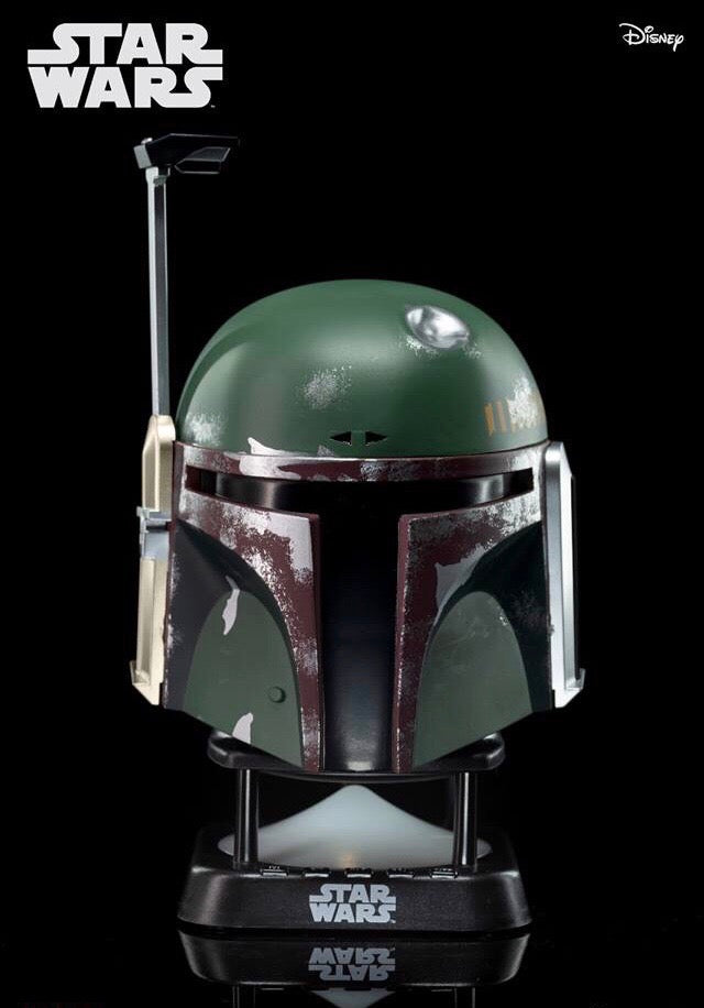 Star Wars BoBa Fett Helmet Mini Bluetooth Speaker (V2.0)