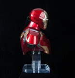 Iron Man M43 Bust 1:1 Figurative Decorative Bluetooth HI-FI System Speaker Set - HERO AUDIO