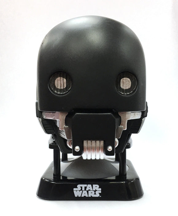Star Wars Rogue One K-2SO Helmet Mini Bluetooth Speaker - HERO AUDIO
