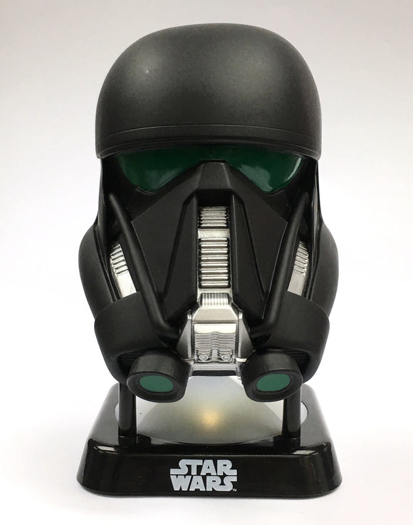 Star Wars Rogue One Death Trooper Helmet Mini  Bluetooth Speaker - HERO AUDIO