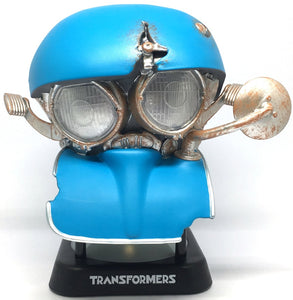 Transformers Autobot Sqweeks Mini Bluetooth Speaker (with APP support) - HERO AUDIO