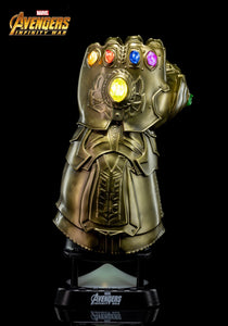 Avengers 3 Infinity Thanos Gauntlet Mini Bluetooth Speaker  (V2.0) - HERO AUDIO
