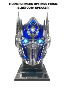 Transformers Optimus Prime Head 1:1 Figurative Bluetooth Speaker (with APP support) - HERO AUDIO