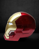 Iron Man MK43 Helmet 1:1 Bluetooth Speaker (Estimated delivery time 10-20 days) - HERO AUDIO