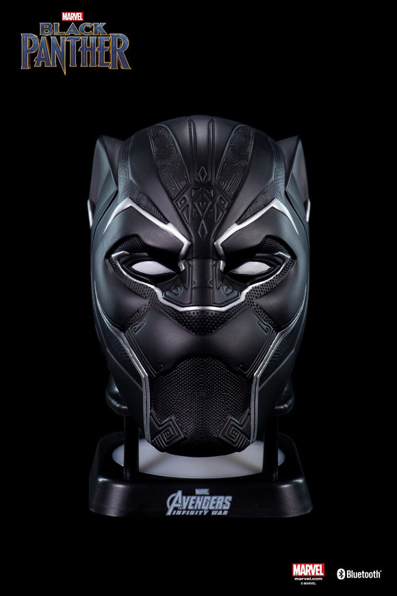 Marvel Black Panther Mini Bluetooth Speaker (V2.0) - HERO AUDIO