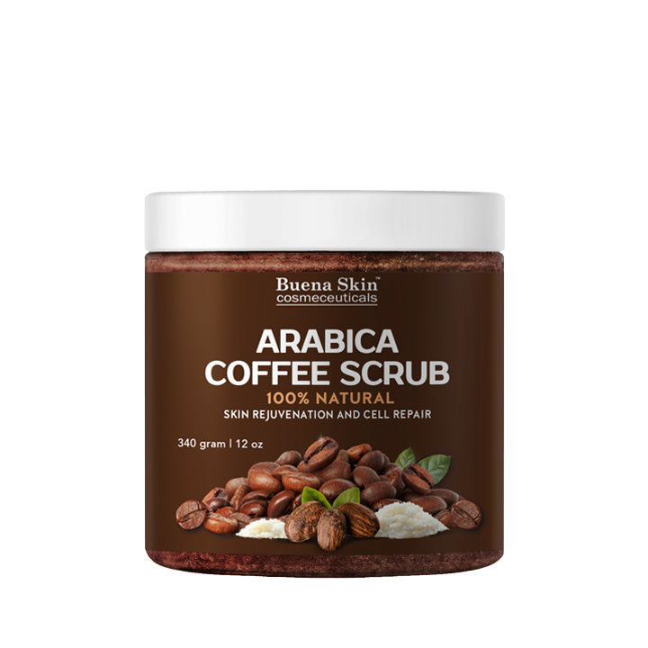 Arabica Coffee Scrub 12oz
