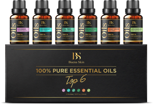 Essential Oils Top 6