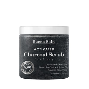 Activated Charcoal Scrub 10oz