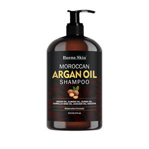 Premium Argan Oil Shampoo 16oz