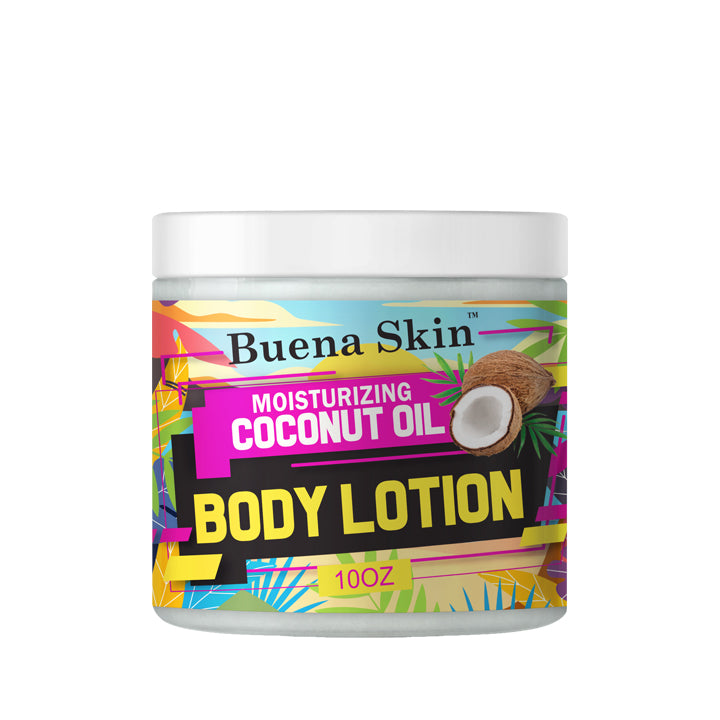 Coconut Oil Moisturizing Body Lotion 10 oz