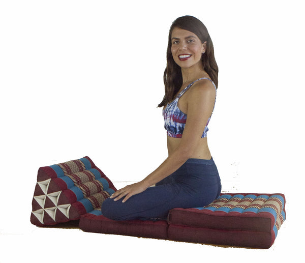 How tu use Meditation Pillow