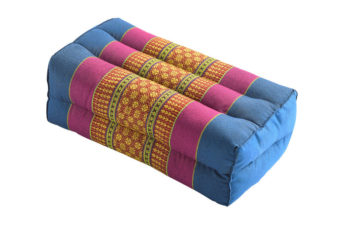 Standard Meditation and Yoga Cushion - Blue / Purple