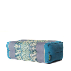 Blue Meditation Pillow block