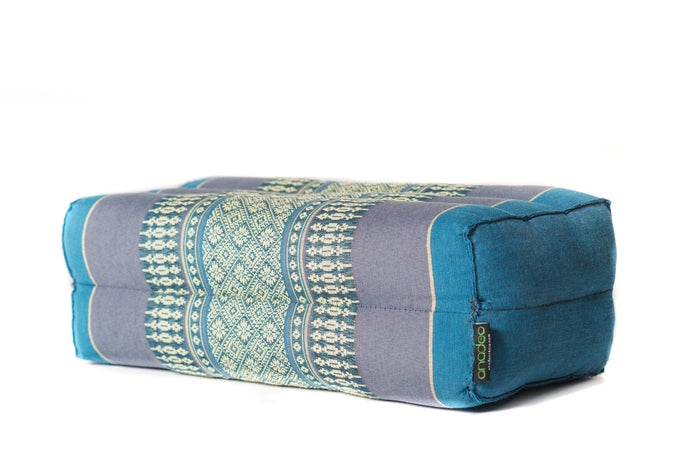 Meditation Pillow Standard Blue/Turquoise