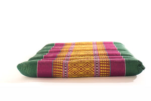 Yoga Pillow Flat Zafuko