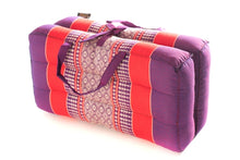 Medium Meditation Cushion Purple Foldable