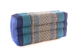 Yoga Cushion Blue Standard