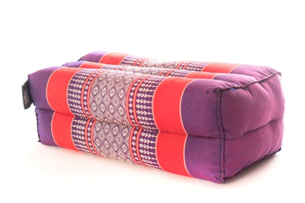 Zafuko KW33 - meditation Pillow  purple & red - 3770010821 281