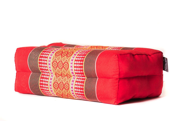 Standard Meditation Cushion Red Copper