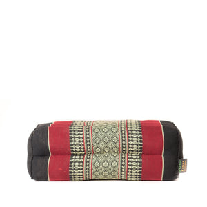 Standard Meditation Pillow Black Red