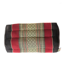 Standard Yoga Cushion Black Red